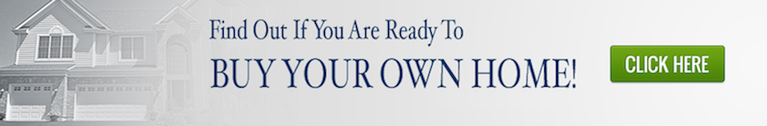 Are You Ready To Buy Your Own Home?